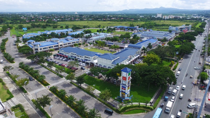 Greenfield City Paseo