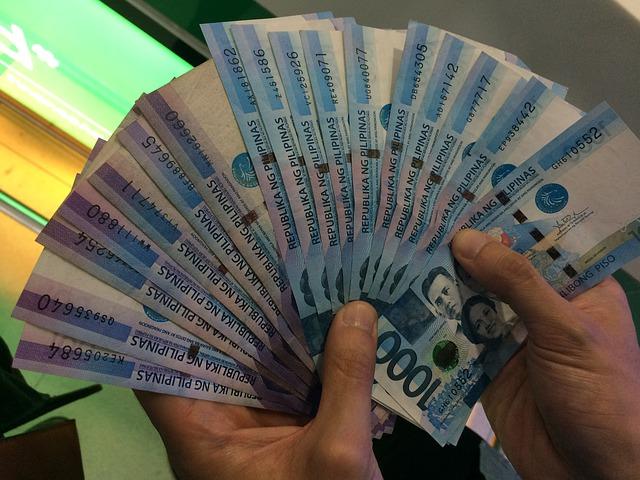 thousands philippine peso
